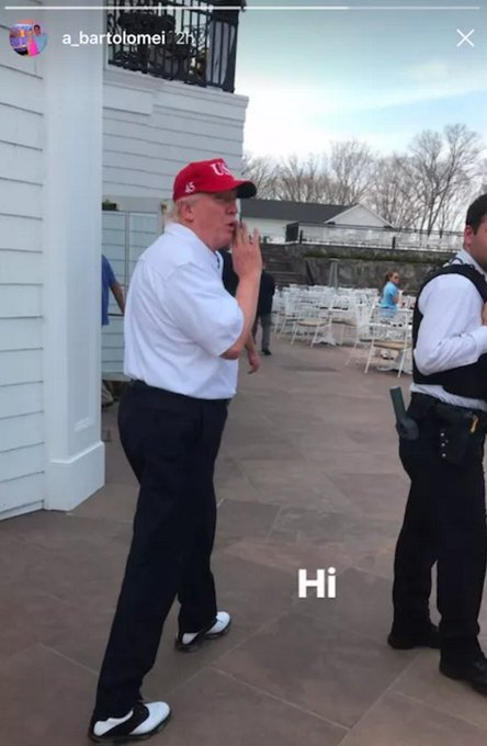 For the second week in a row, the White House has tried to hide the president's golfing https://t.co/T54XKxfsNM