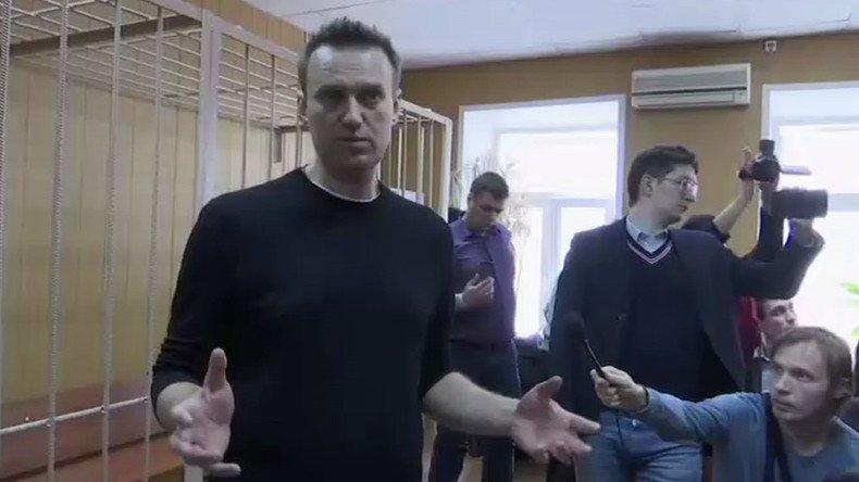 #Russie : Alexeï @navalny reconnu coupable de trouble à l'ordre publique et condamné à une amende https://t.co/HOaZhbUBKU