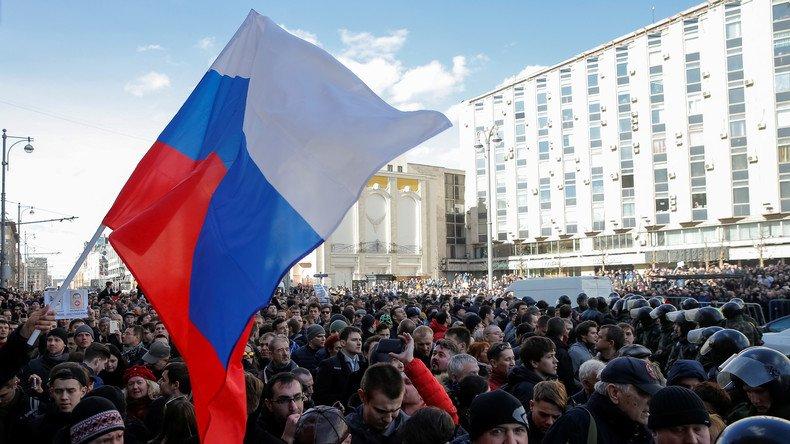 #Russie : 320 € d'amende pour #Navalny, reconnu coupable de «trouble à l'ordre public» https://t.co/HOaZhbUBKU