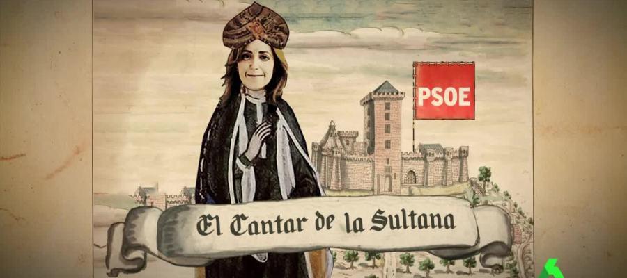 VÍDEO   El Trovador Wyoming relata el romance de 'El Cantar de la Sultana'
