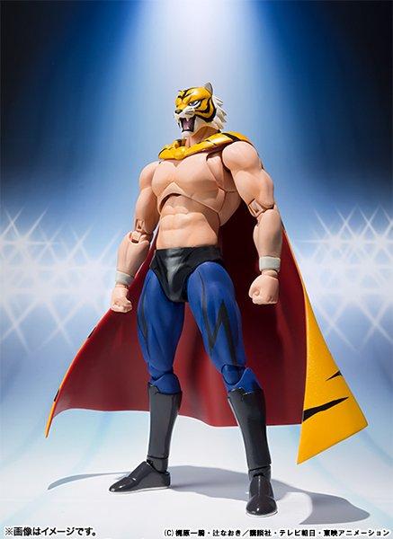 【タイガーマスクW】フィギュア♪現代に復活した「タイガーマスク」がS.H.Figuartsに登場!「タイガーマスク」「タ