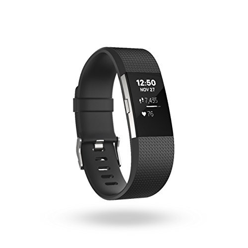 US #Electronics No.8 Fitbit Charge 2 Heart Rate   Fitness Wristband Bla... https://t.co/U1Ew6IF0Jx https://t.co/BYKpR0suPc