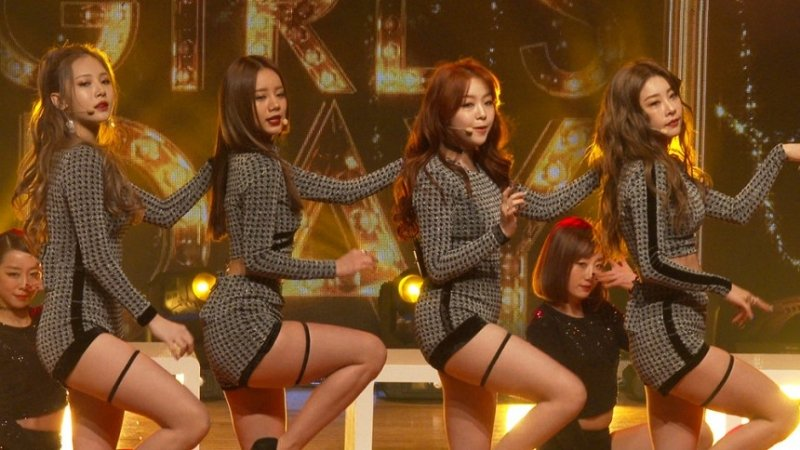 [HD영상] 걸스데이(Girl's Day), 'I'll be yours'무대 이보다 섹시할 수 없다    #걸스데이 #Girls_Day #쇼케이스 #걸스데이_컴백 https://t.co/cFUSLnYlZF