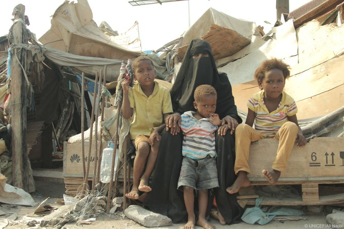#Yemen's health system is on the verge of collapse leaving millions w/ no access to health care https://t.co/EgqLT1iPTH #ChildrenUnderAttack