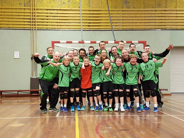 Zaalkampioen Westlandia Handbal E2 https://t.co/vPGOUYxwFM https://t.co/2QjVWP7AkD