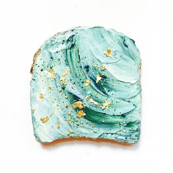 #ELLEatable #Mermaidtoast : la tartine qui fait des vagues https://t.co/mqFIRkhSE9