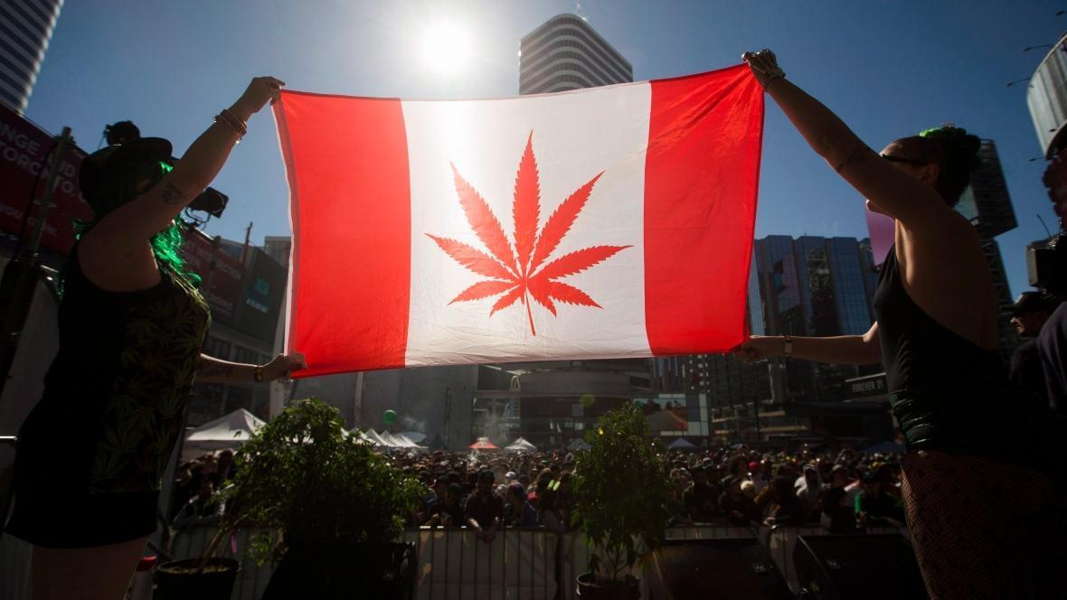 Le Canada annoncera le mois prochain une loi pour légaliser le cannabis https://t.co/JDNiAFZYfi