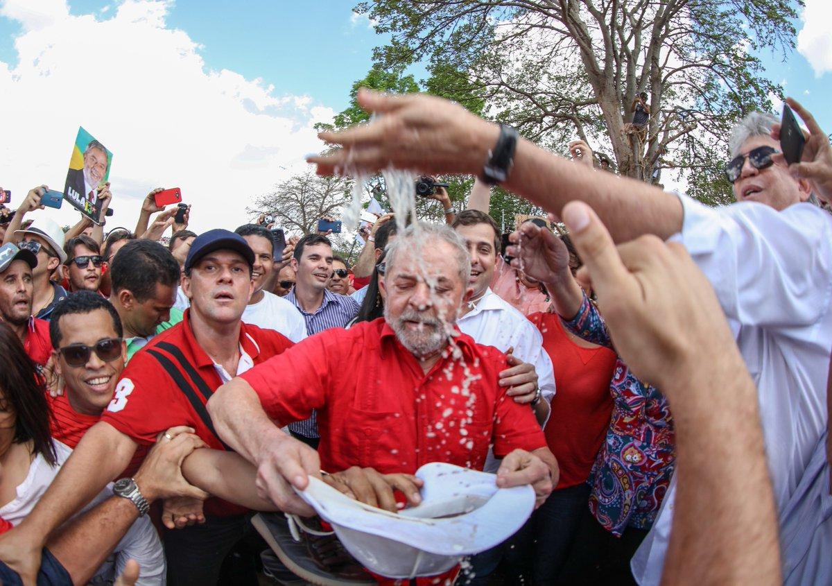 Vidas secas nunca mais! O coração do semiárido nordestino presencia uma revolução https://t.co/DAMu2dnDa4 #ComLulaoSertãoVirouMar @brasil247