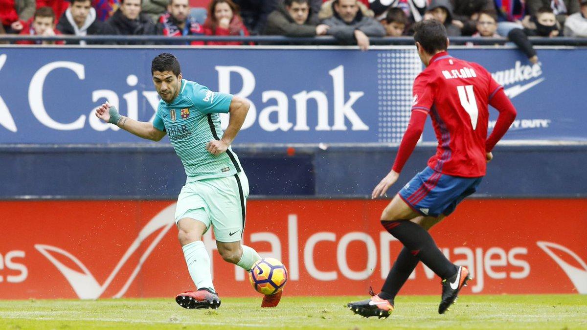 📆 [HORARIO CONFIRMADO] ⚽️ FC Barcelona - Osasuna 📍 Jornada 34 ⌚️ Miércoles 26/04 - 19.30h 🏠 Camp Nou 🔴🔵 #ForçaBarça