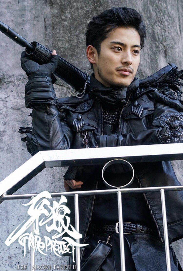 今日3月28日はカイン役の武子直輝さん、ガルド役の中島広稀さんの誕生日!おめでとうございます‼︎#GARO #牙狼