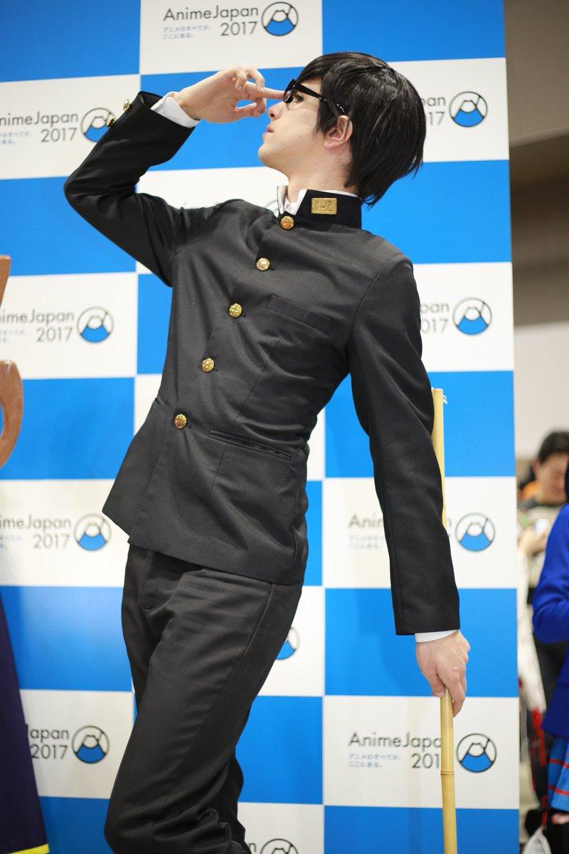 クロウさん。撮影ありがとうございました。実物は想像以上に「#坂本ですが?」でした(^o^)機会がりましたら、また是非!