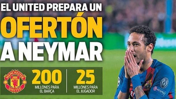 Neymar pode se tornar o jogador mais caro da história (Via @EstadaoEsporte) https://t.co/SIHkVBPH31
