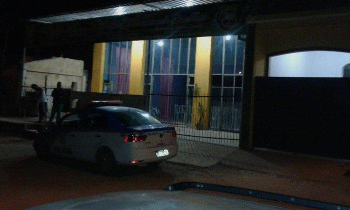 Pastor é assassinado dentro de igreja em Itaboraí. https://t.co/960HxGUGso