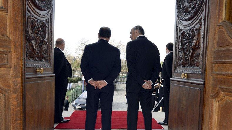 #Hollande aurait-il cherché à déstabiliser #Fabius en accélérant le calendrier judiciaire de son fils? https://t.co/FTff4WlMEN