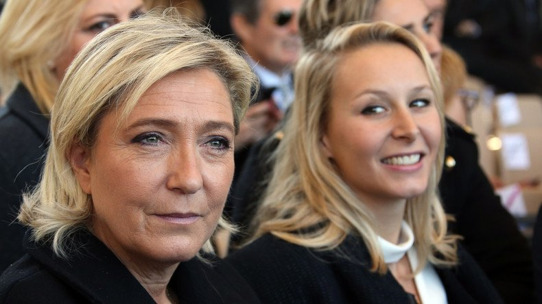 En cas de victoire, #MarineLePen ne nommerait pas @Marion_M_Le_Pen au gouvernement ? https://t.co/cOXLYwL8pO