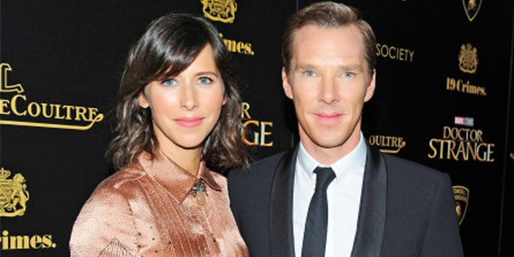 Benedict Cumberbatch and wife Sophie welcome a second son