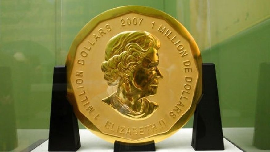 Gold coin in Guinness Book of Records stolen, worth as much as $4.5M https://t.co/BXMhTerRmk