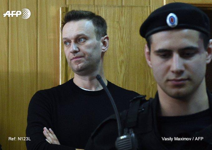 Alexei Navalny: Russia's web-savvy anti-corruption campaigner https://t.co/e4jzX39rPm