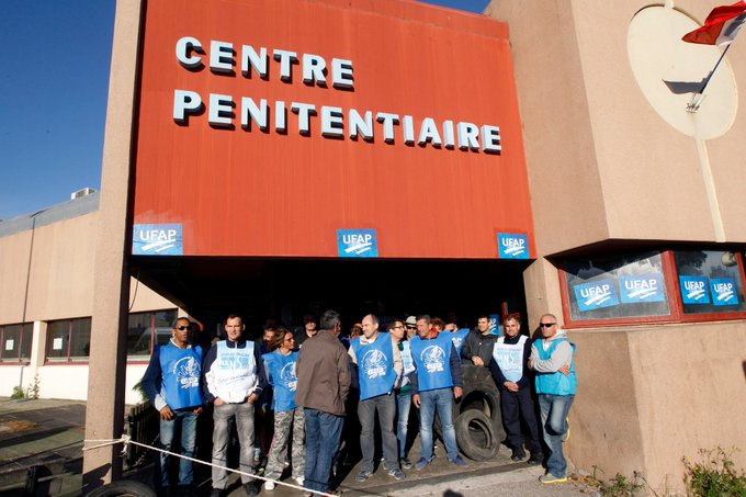 #Perpignan : un #couteau en céramique découvert dans une cellule de la #prison https://t.co/LlLKh03ep3