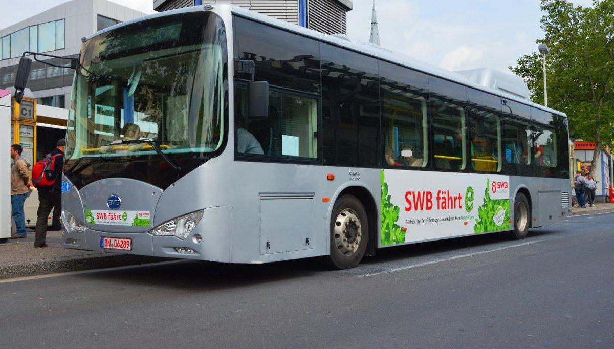 Ce constructeur chinois va produire ses bus électriques dans l'Oise https://t.co/s886nzbYzT