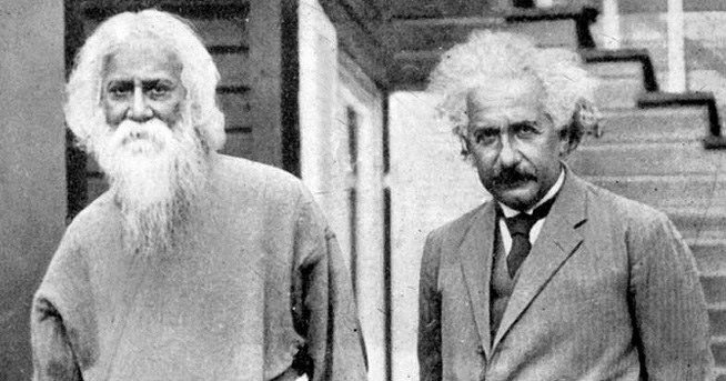 When Einstein met Tagore – Western science meets Eastern philosophy to explore the meaning of truth and beauty https://t.co/Vt9npFRq4G