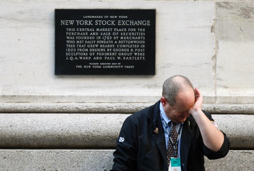 Stock futures and the dollar slipped on Monday after GOP health care bill pulled on Friday