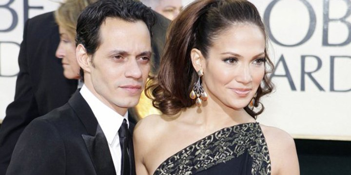 A timeline of Jennifer Lopez and Marc Anthony's relationship, from co-parents to colleagues