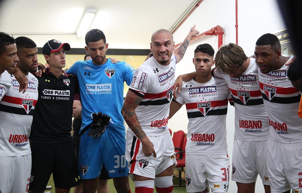 Fotos exclusivas 📸 Bastidores de São Paulo x Corinthians