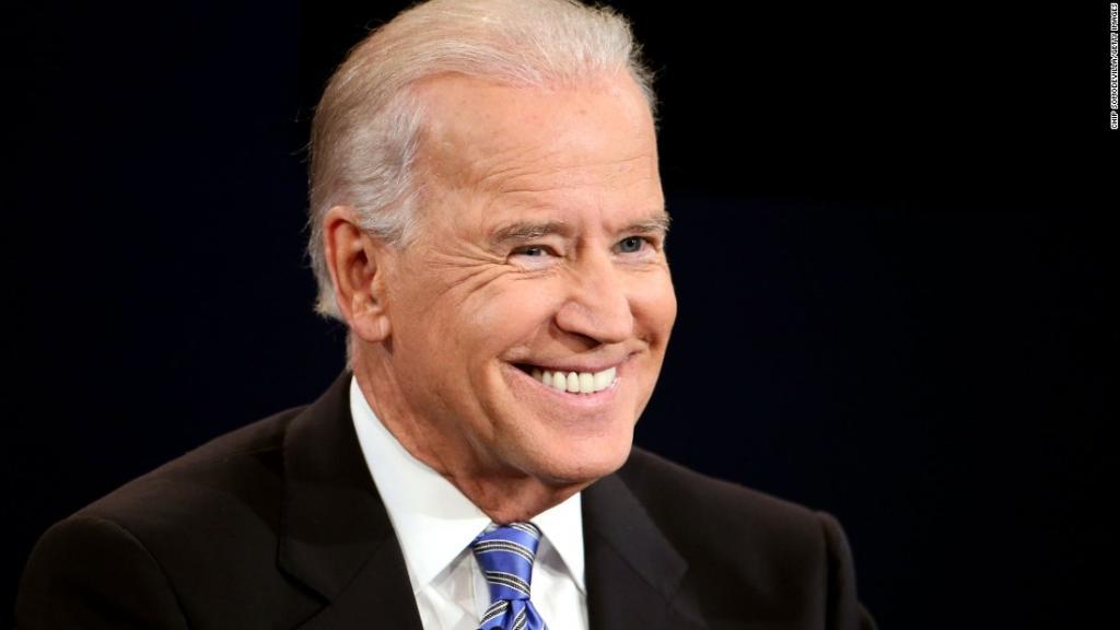 Joe Biden says he would've won if he ran for president in 2016