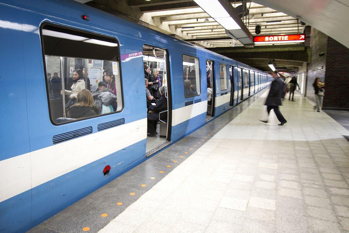 ligne verte metro