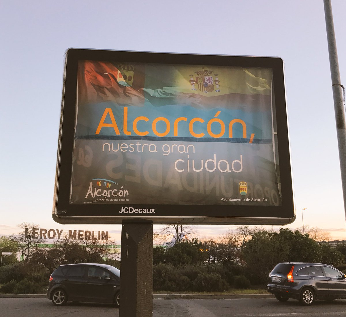 Make Alcorcón Great Again https://t.co/Nxubd1cAtX