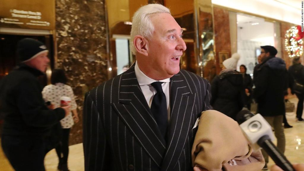 WikiLeaks denies Roger Stone's claim of backchannel to the group https://t.co/pCredbIfdt https://t.co/knvMCnbgrW