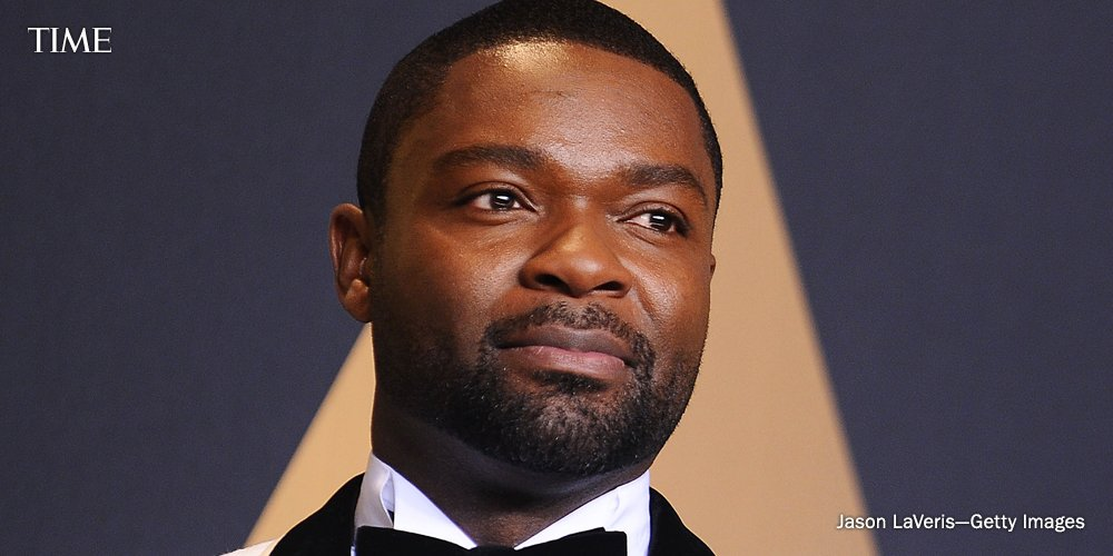 David Oyelowo explains how he picks his roles in Hollywood