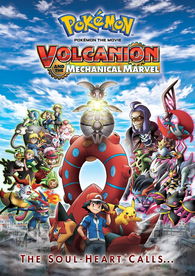 tweet-'Volcanion and the Mechanical Marvel' is now for sale on DVD at Amazon for $12.96! (Cheapest price.) Buy it here: https://t.co/jxl4RVbtjL https://t.co/1rmV4bJYeM