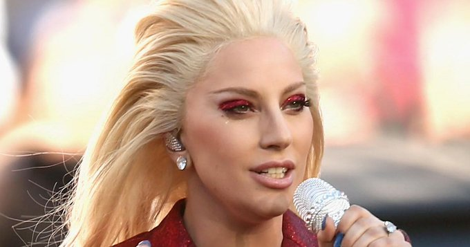 Happy Birthday Lady Gaga, singer, songwriter, and actress. Her full name is Stefani Joanne Angelina Germanotta (31)