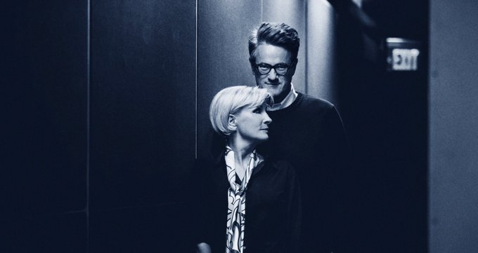 Congrats to the Morning Joe team. More people watched MJ this quarter than any time in history. Thanks so much for your hard work!