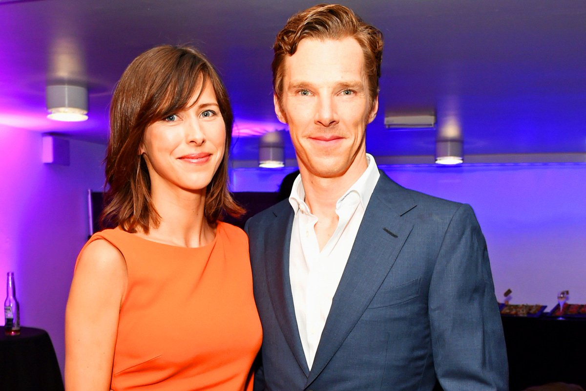 Benedict Cumberbatch and his wife Sophie welcome their second child:
