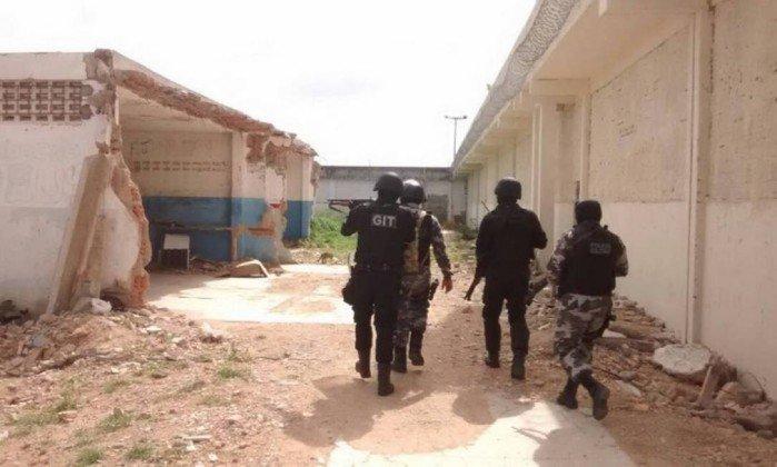 MPF bloqueia R$ 45 milhões de sistema penitenciário de Roraima.