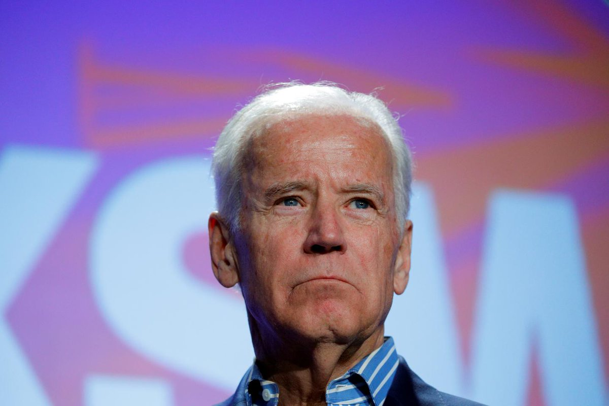 A timeline of Joe Biden's conflicted presidential run that wasn't