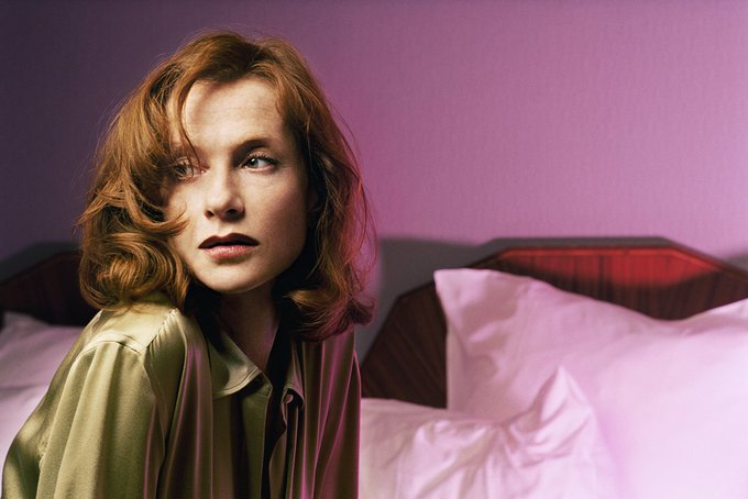 Happy Birthday, Isabelle Huppert! Born 16 March 1953 in Paris, France