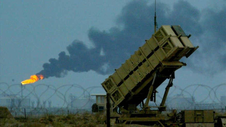 US ally used Patriot missile to shoot down small drone  via @FoxNewsTech