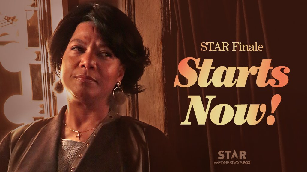 It's STARTING!! RT if you're watching the @STAR  season finale with me! ????????????????#STAR https://t.co/pHnwo32SBG