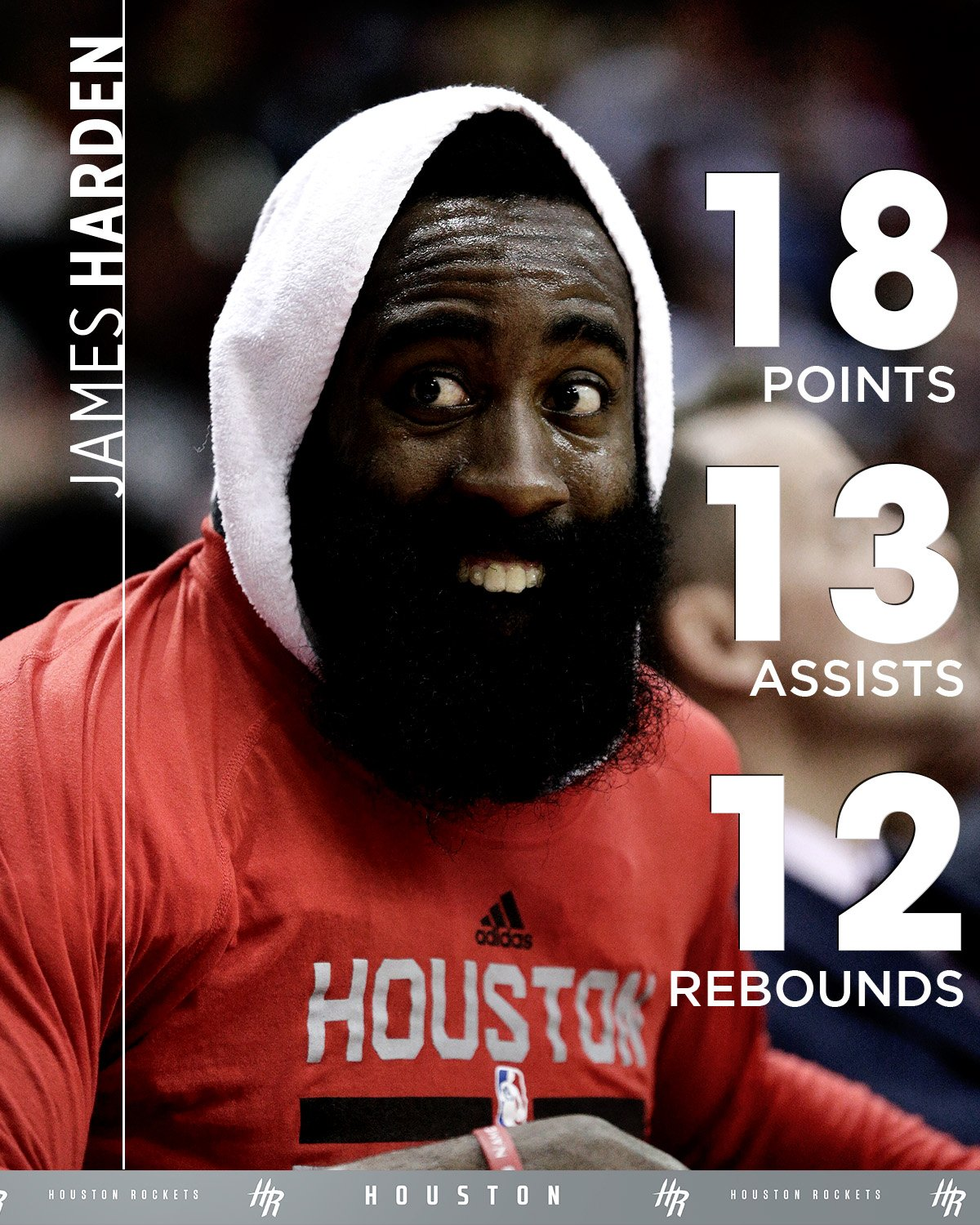 James Harden: the gift that keeps on giving �� https://t.co/hMbRGNXAIr