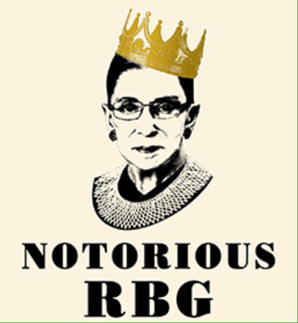 Happy Birthday to Brooklyn\s finest, Ruth Bader Ginsburg!