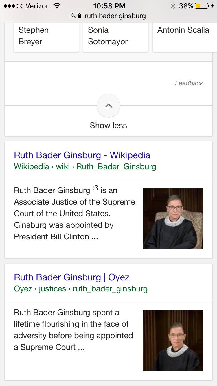 Happy birthday Ruth Bader Ginsburg!!!!
