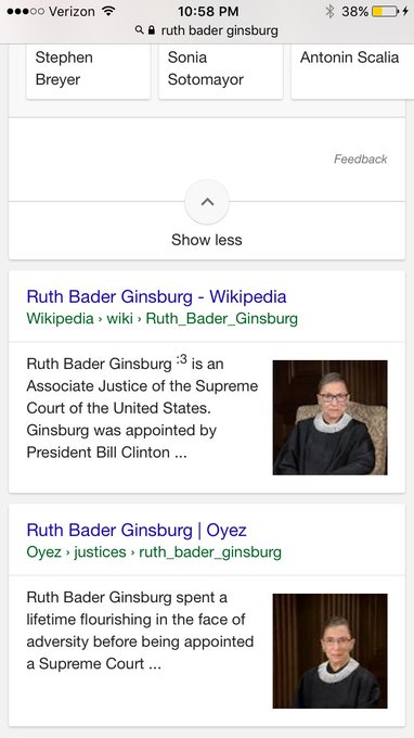 Happy birthday Ruth Bader Ginsburg!!!!