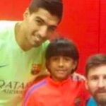 Barcelona 'sign' 11-year-old wonderkid Manu from Brazil side Gremio - but could face legal action