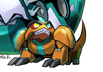 Slicedice (Transformers New Robots In Disguise)  Happy Birthday Gary Anthony Williams!!!