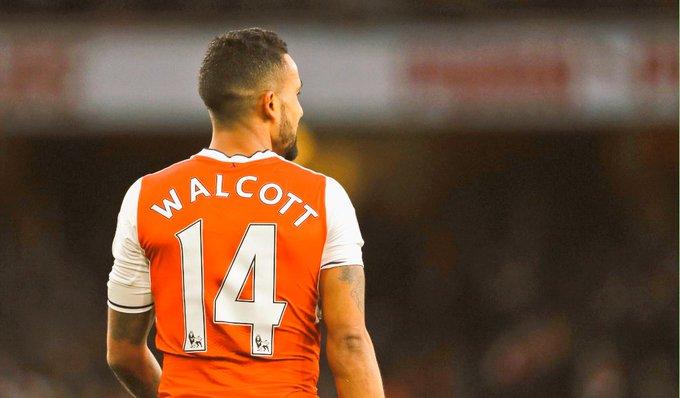 Happy Birthday Theo Walcott