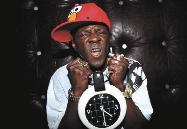 Happy 58th Birthday to Flavor Flav!